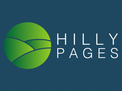 HillyPages – Name and Logo