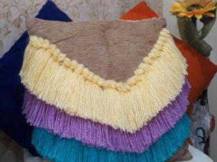 Tassled Cushions