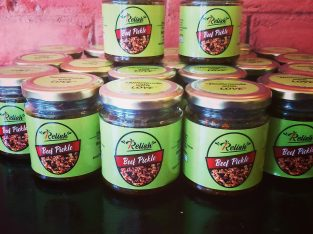 Beef Pickle by Relish Foods