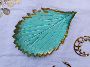Turquoise Trinket Dish