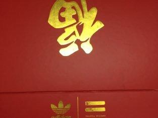 """Pharrell William X adidas solar Hu glide """"CNY"""""""