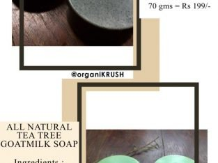 OrganiKRUSH – Handcrafted with love