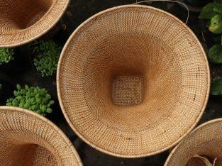 Traditional Naga Basket 1