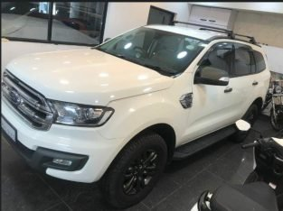 Ford Endeavour- 2018