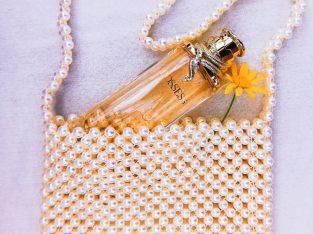 Pearl Baguette Bag
